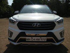Hyundai Creta 1.6 VTVT E Plus MT 2017 for sale