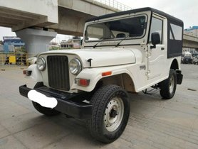 Used 2012 Mahindra Thar DI 4X2 MT for sale