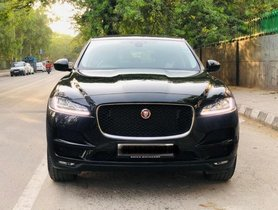 Used Jaguar F Pace Prestige 2.0 AWD AT 2018 for sale