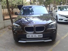 Used BMW X1 sDrive 20d xLine AT 2012 for sale