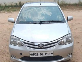Toyota Etios GD 2011 for sale