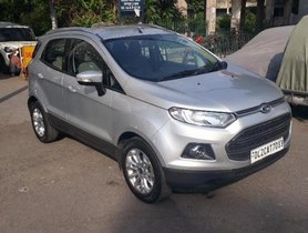 Ford EcoSport 1.5 DV5 MT Titanium AT 2015 for sale