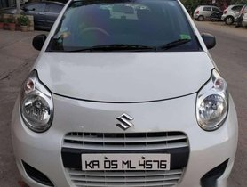 Used Maruti Suzuki A Star car 2012 for sale  at low price