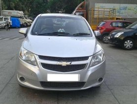 2015 Chevrolet Aveo 1.4 MT for sale at low price