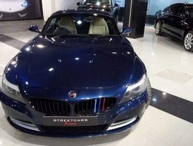 Used 2011 BMW Z4 AT 2009-2013 for sale