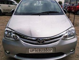 Toyota Platinum Etios GD MT for sale