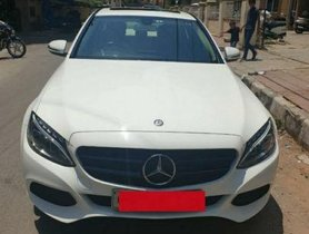 2016 Mercedes Benz C-Class  C 220 CDI Avantgarde AT for sale at low price