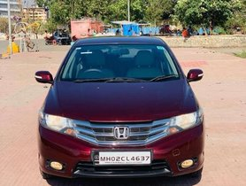 Used Honda City V MT Exclusive 2012 for sale