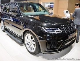 2019 Range Rover Sport with 2.0-litre petrol engine option launched in India, Priced at Rs 86.71 lakh