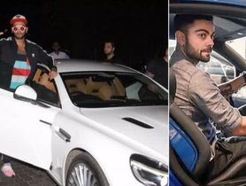 Indian Superstars' Luxury Cars - Audi R8 Spyder to Porsche Boxster