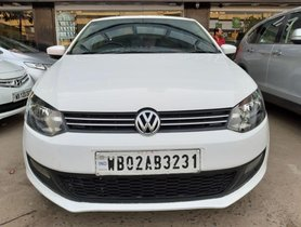 Used Volkswagen Polo Diesel Highline 1.2L MT 2012 for sale