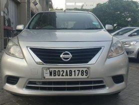 Used 2012 Nissan Sunny Diesel XL MT 2011-2014 for sale