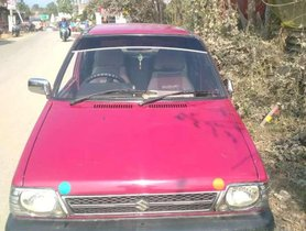 1999 Maruti Suzuki 800  for sale