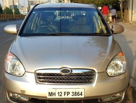 Used 2009 Hyundai Verna  CRDi ABS MT for sale