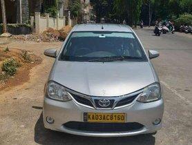 Toyota Etios GD SP*, 2015, Diesel for sale