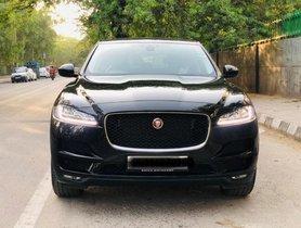 Jaguar F Pace Prestige 2.0 AWD AT 2018 for sale
