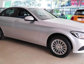 Used 2016 Mercedes Benz C-Class  C 220 CDI Avantgarde AT for sale