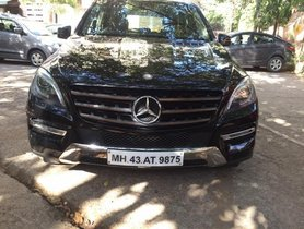 Used 2016 Mercedes Benz M Class ML 250 CDI AT for sale