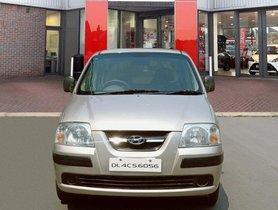 Used Hyundai Santro Xing  XL MT car at low price