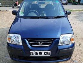 Used 2008 Hyundai Santro Xing GLS CNG MT for sale