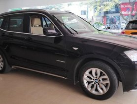 2013 BMW X3 xDrive20d AT for sale at low price