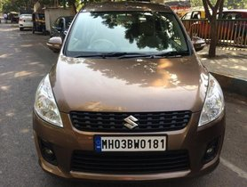 Maruti Suzuki Ertiga ZXI MT 2015 for sale