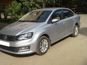 Used Volkswagen Vento  TSI AT car at low price