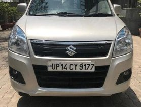 Used Maruti Suzuki Wagon R VXI AT car at low price
