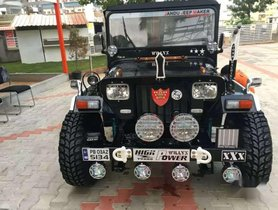 Used 2010 Mahindra Willys for sale