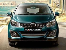 2019 Mahindra Marazzo for sale