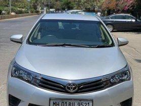 Toyota Corolla Altis 1.8 J, 2014, Petrol for sale