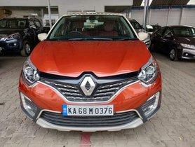 2018 Renault Captur 1.5 Diesel RXT MT for sale at low price