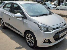 2014 Hyundai Xcent 1.2 Kappa AT S Option for sale at low price
