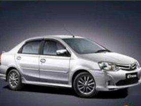 Toyota Etios GD, 2019, Diesel