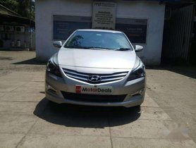 Used Hyundai Verna 1.6 VTVT SX 2015 for sale