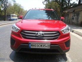 2017 Hyundai Creta 1.6 E Plus MT for sale at low price