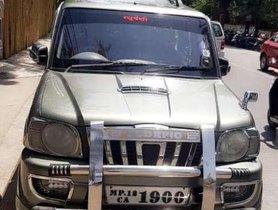 Mahindra Scorpio LX BS-IV, 2009, Diesel for sale