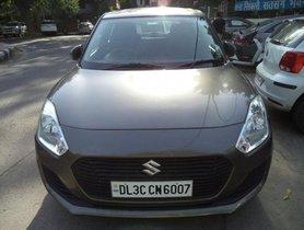 Used Maruti Suzuki Swift AMT VDI AT car at low price