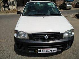 Maruti Alto Green LXi (CNG) MT for sale