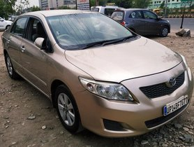 Toyota Corolla Altis Diesel D4DJ MT for sale