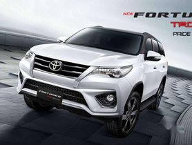 Used 2019 Toyota Fortuner for sale