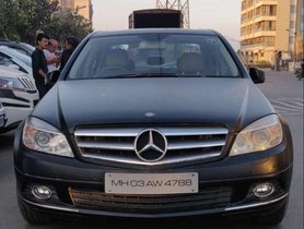 Used 2010 Mercedes Benz C-Class for sale