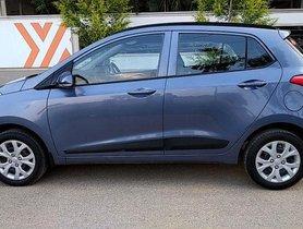 Hyundai Grand i10  1.2 Kappa Sportz MT 2016 for sale