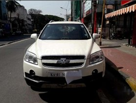 2011 Chevrolet Captiva for sale at low price