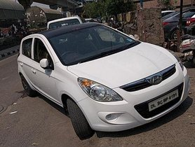 2011 Hyundai i20  1.2 Sportz MT for sale at low price