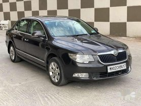Skoda Superb Elegance 1.8 TSI AT 2012 for sale