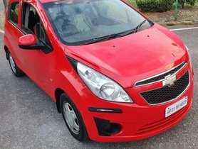 Chevrolet Beat LS Petrol, 2010, Petrol for sale