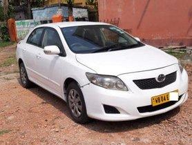 Toyota Corolla Altis Diesel D4DJ MT for sale