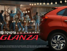 Toyota Glanza Spotted Plying On The Roads, Launch On June 6