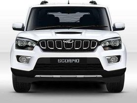 2019 Mahindra Scorpio for sale